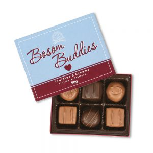 Bosom Buddies Truffles & Creams