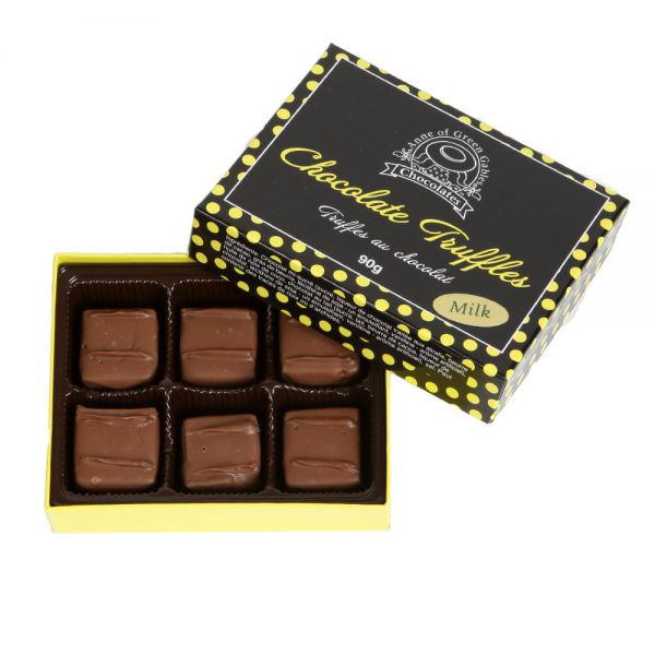 Milk Chocolate Truffles Small New