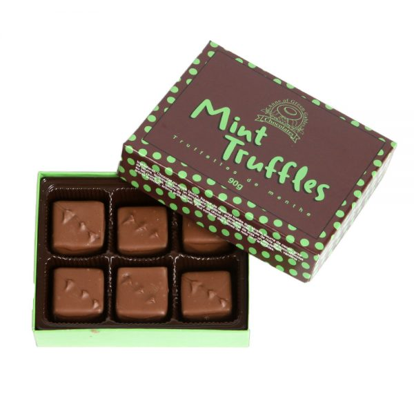 Mint Truffles Small New