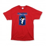 Red Unisex Dr. Moo T-Shirt