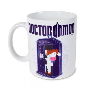 Cows Doctor Moo Mug