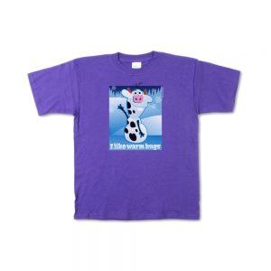 Purple Youth Moolaf T-Shirt