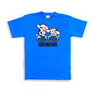 Sapphire Unisex Moonions T-Shirt