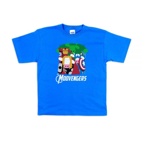 Sapphire Youth Moovengers T-Shirt