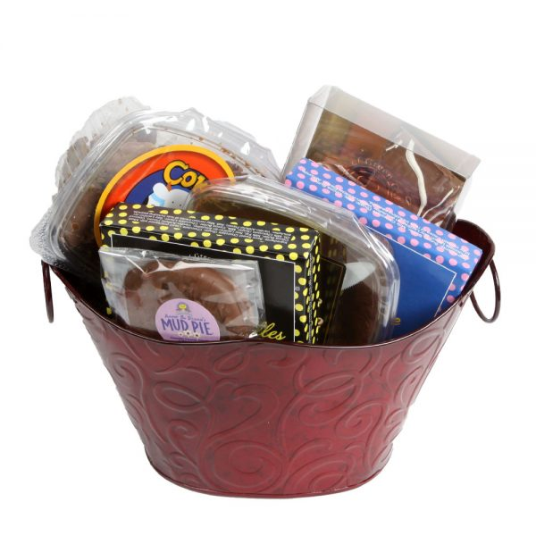 New Chocolate Lovers Basket