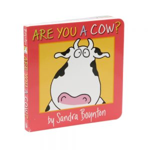 Are You a Cow Kids Book