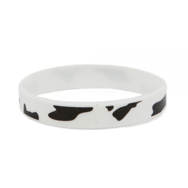 White Cow Bracelet