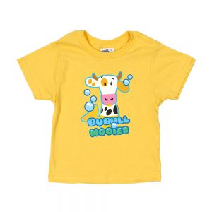 Yellow Bubull Kids T