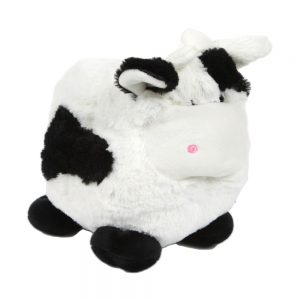 Plush Cow Bank