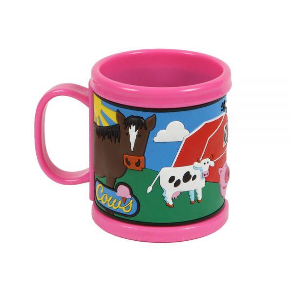 Pink COWS Mug
