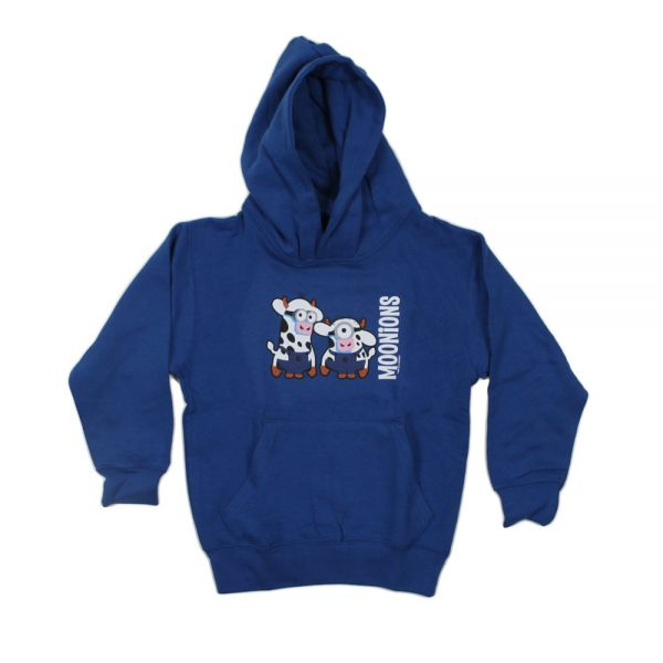 Blue Moonions Youth Hoodie
