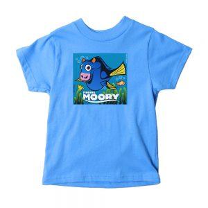 Aqua Finding Moory T-Shirt