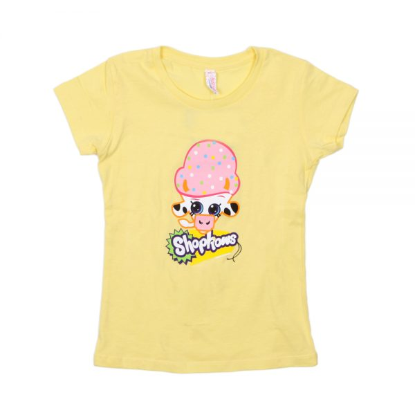 Yellow Shopkins T-Shirt