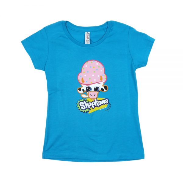 Blue Shopkins T-Shirt