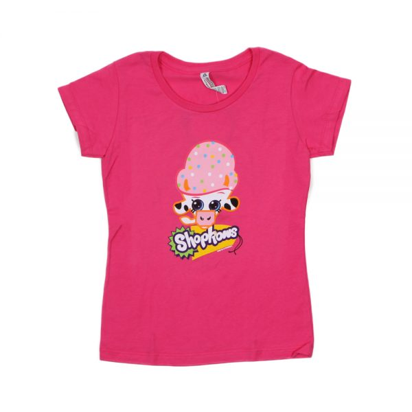 Pink Shopkins T-Shirt