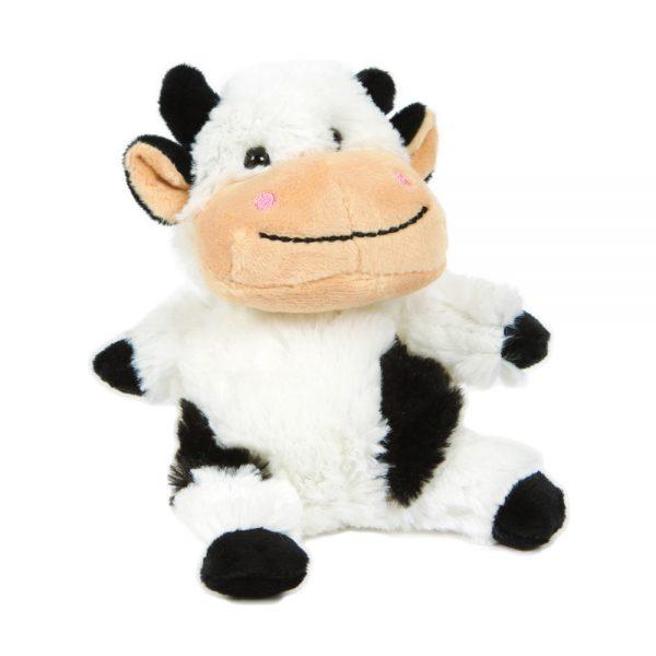Smiley Plush Cow