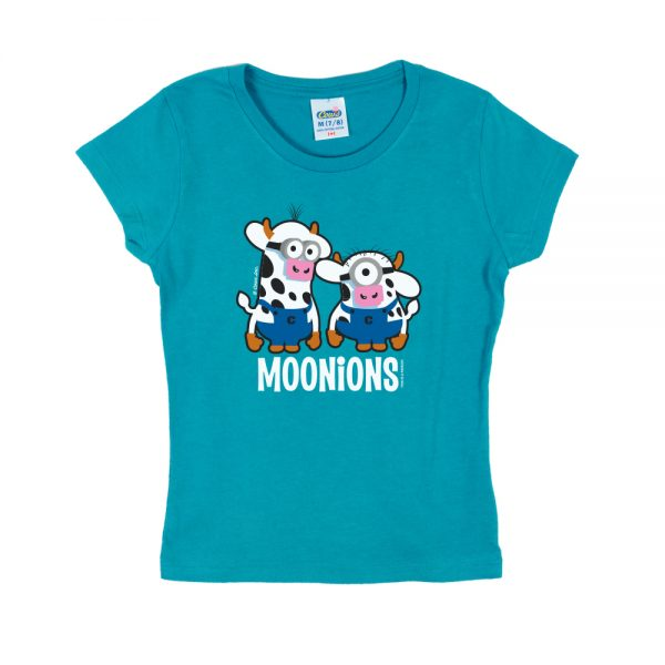 Blue Moonions Girly T-Shirt