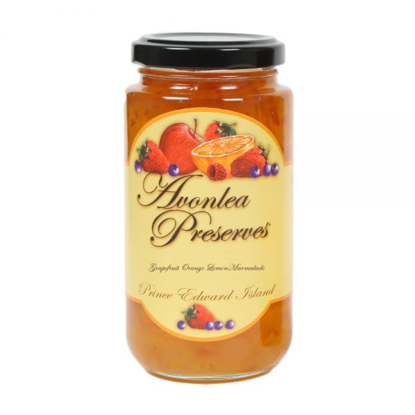 Avonlea Preserves Grapefruit Orange