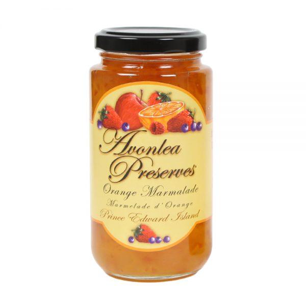 Avonlea Preserves Orange Marmalade