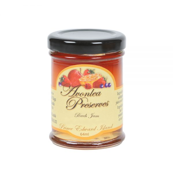 Avonlea Preserves Peach Jam