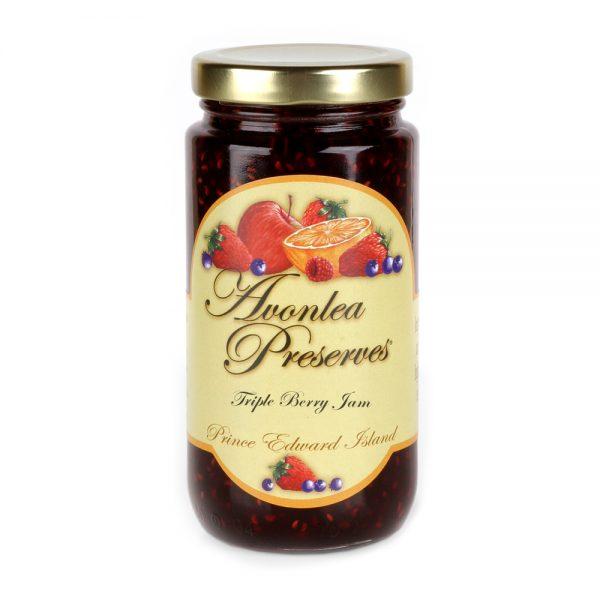 Avonlea Preserves Triple Berry Jam