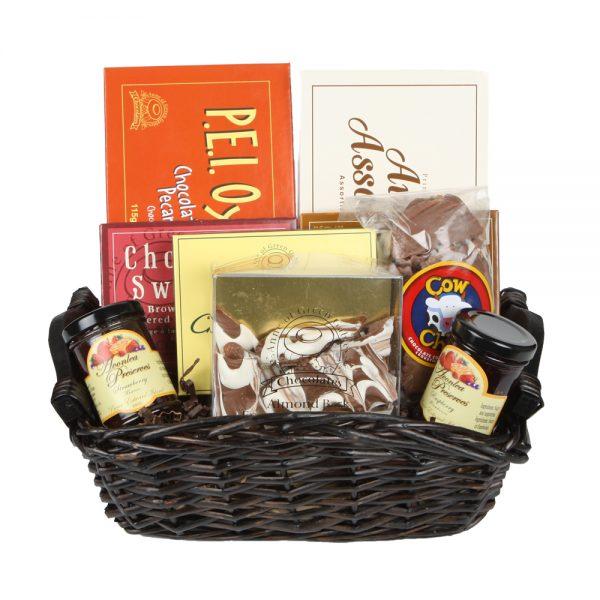 Chocolate Sensations Basket