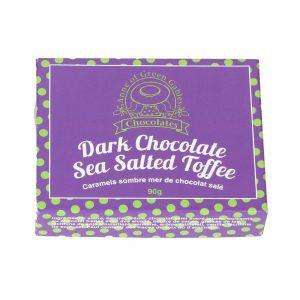 Dark Chocolate Sea Salted Toffee