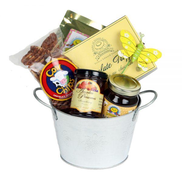 Sweet Comforts Basket