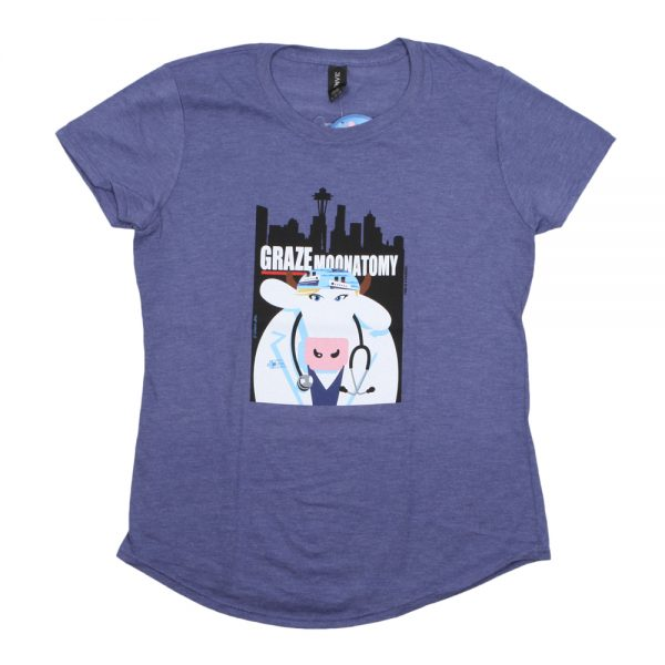 Blue Graze Moonatomy T-Shirt