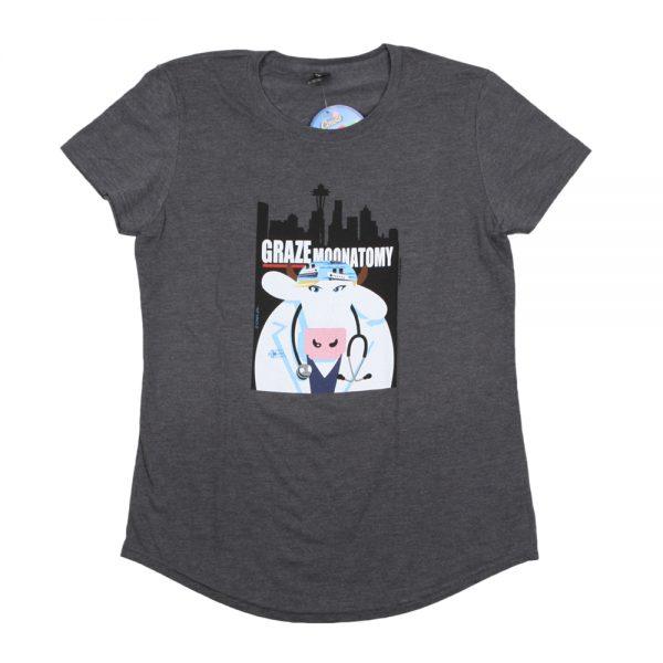 Grey Graze Moonatomy T-Shirt