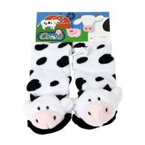 COWS Baby Socks