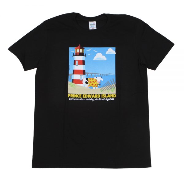 Lighthouse T Black