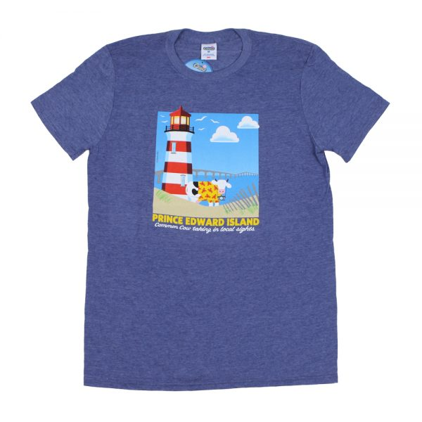 Lighthouse T Blue