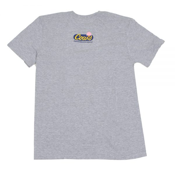 Lighthouse T Grey Back