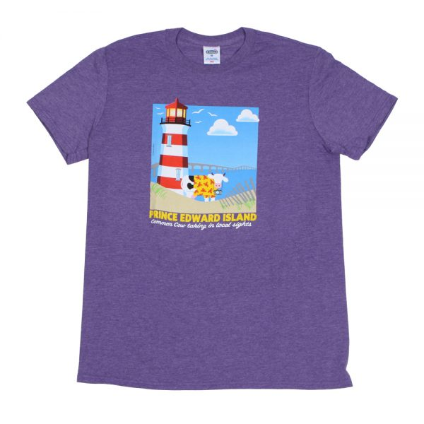Lighthouse T Purple
