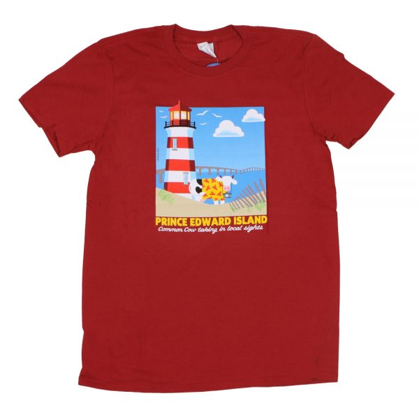 Lighthouse T Red