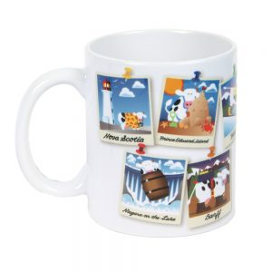 COWS Memoories Mug