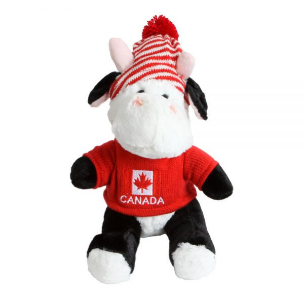 Canada Plush Cow