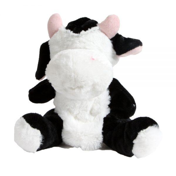 Plush Cow Puppet
