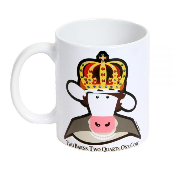 COWS Crown Mug