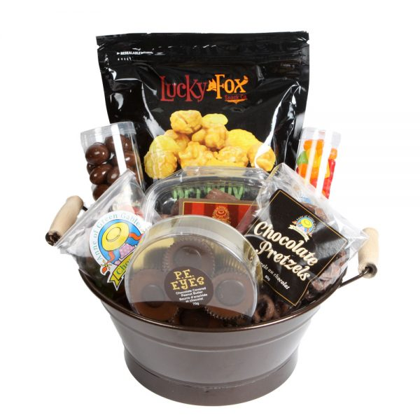 Supreme Snack Basket