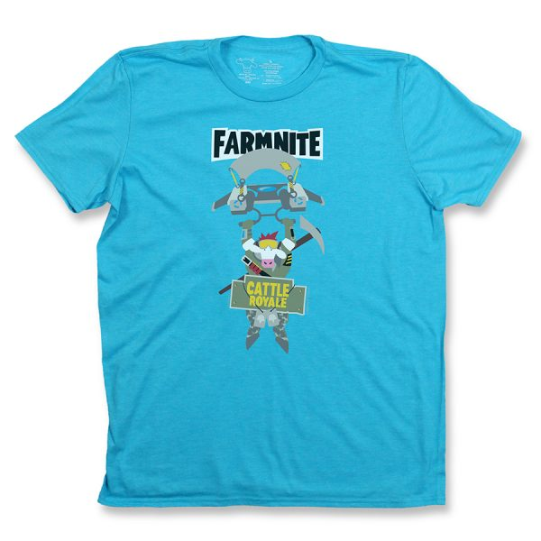 Farmnite Light Blue Good