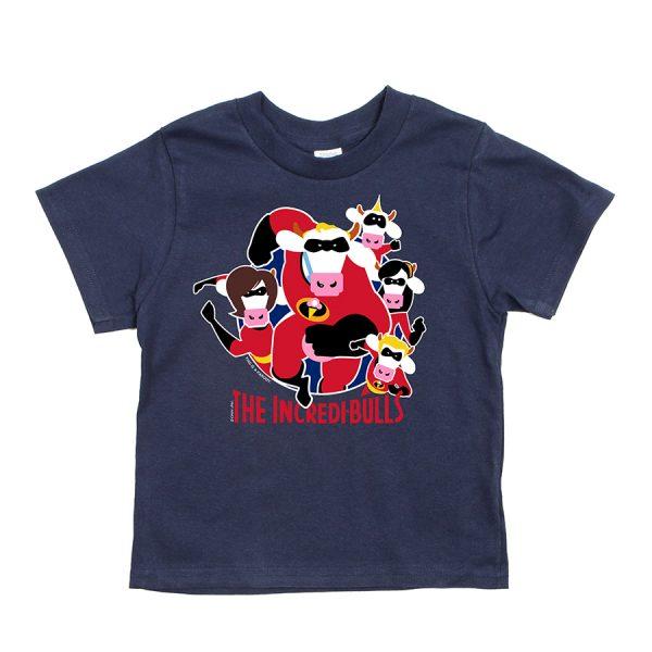 Incredibulls Kids T Navy