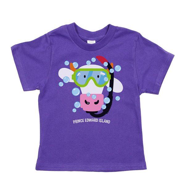 Snorkle Purple Front