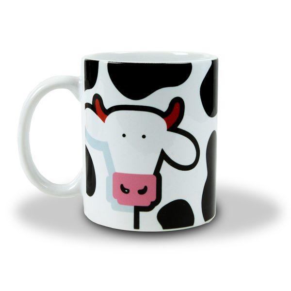 Spotted Mug Front