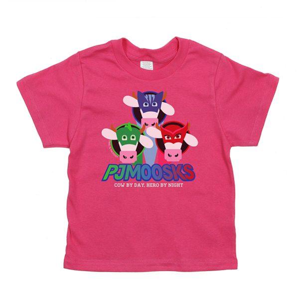 PJ Pink Front