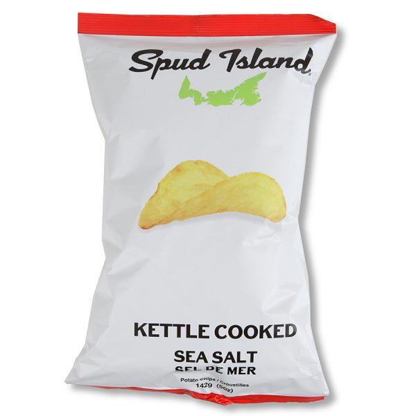 Spud Island Seasalt Large