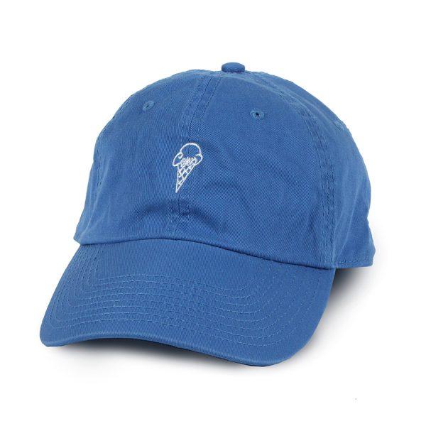 Dad Cap Blue Cone