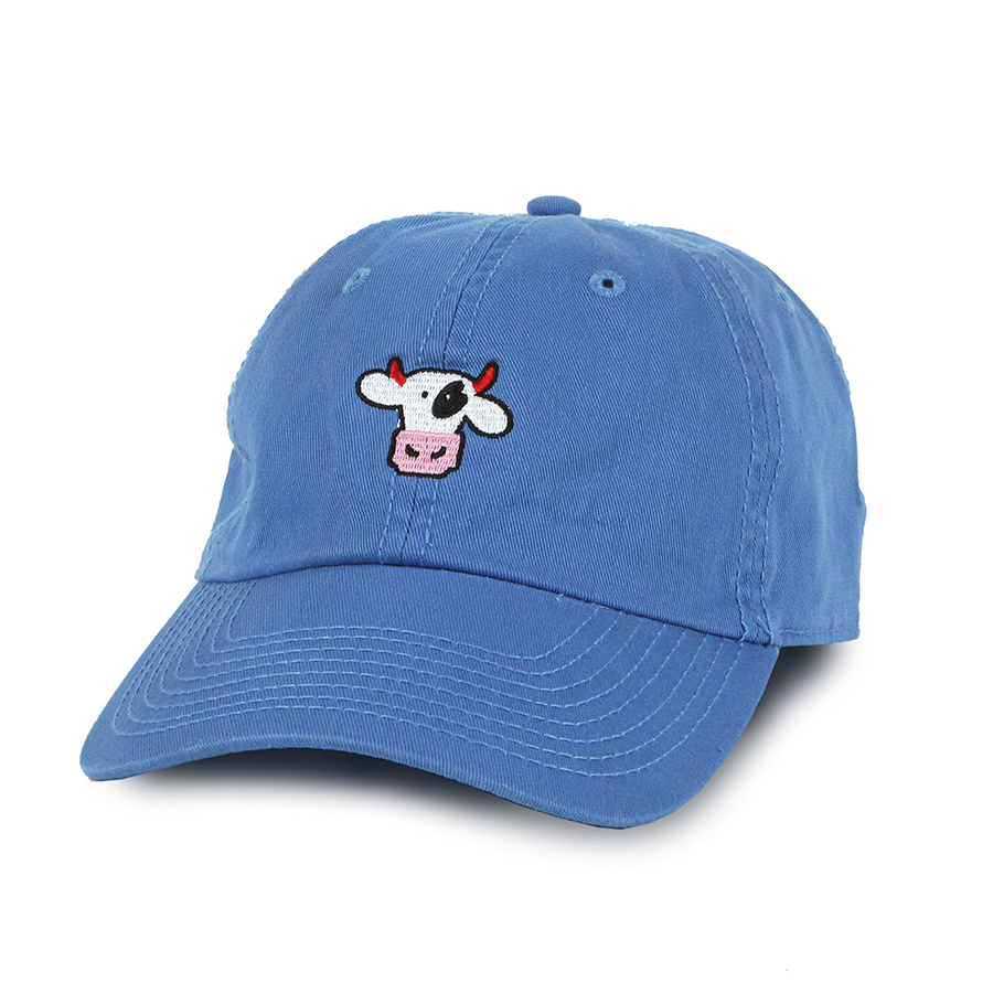Dad Hats – Cow Face 43c278b52c5