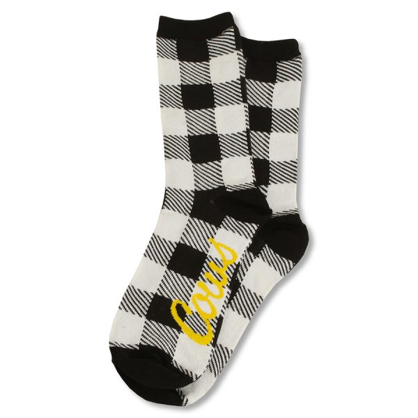 socksPlaid